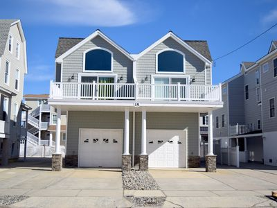 Photo for AMAZING BEACH BLOCK HOME....ONE HOUSE OFF OF THE BEACH!!