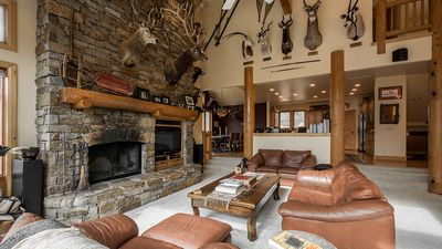 Photo for Unique twist on mountain contemporary 4 Bedroom Jackalope Home