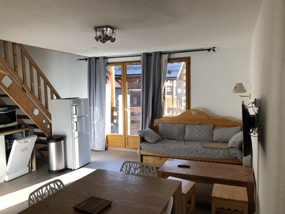 Photo for RISOUL 1850 - DUPLEX 54m2 on the slopes