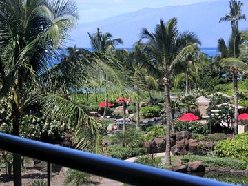 K B M Hawaii: Ocean Views, Family Friendly 1 Bedroom, FREE car! From only $221!