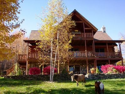 Photo for 3BR Lodge Vacation Rental in Milford, New York