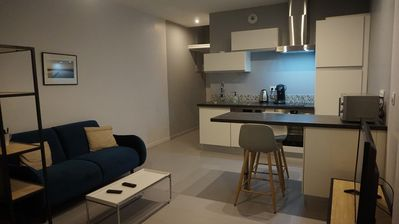 Photo for Cozy studio renovated in February 19, near center furnished tourism 3 stars