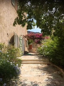 Photo for House with garden and terraces in the heart of a beautiful village of Balagne
