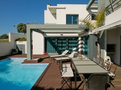 Photo for Aqua Villa (Private Pool & BBQ) Ideal For Families - Villa for 8 people in Ericeira