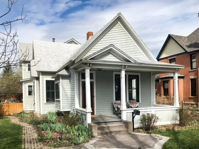 Photo for Historic Luxury Home - Walk to Downtown!