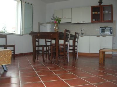 Photo for Independent single house with garden at 800 m. from the beach