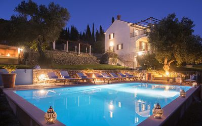 Photo for Large Villa & Pool Sleeps up to 17 within 10 minutes of the old city & beaches