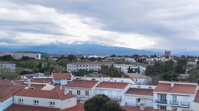 Photo for Rental large sunny apartment of 80m² in Perpignan - 2 terraces 6 people