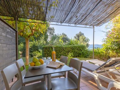 Photo for Residence Bailli, Apartment (2/4 pers) with direct access to the beach