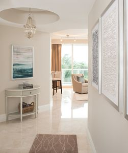 Photo for RITZ CARLTON RESIDENCES SINGER ISLAND DESIGNER DECORATED 2 BED, 2.5 BATH