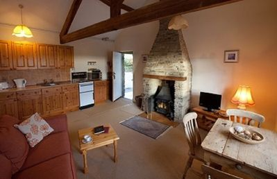 Photo for Ivy Cottage, 10 Character Cottages in Rural Setting, Indoor Heated Pool,