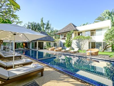 Photo for Villa Samakee   - A tranquil haven offering space and elegance in a Layan Estate