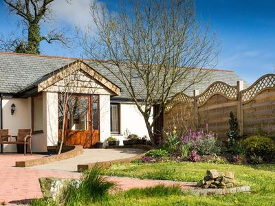 Photo for FRITILLARY COTTAGE, romantic in Bradworthy, Ref 959778