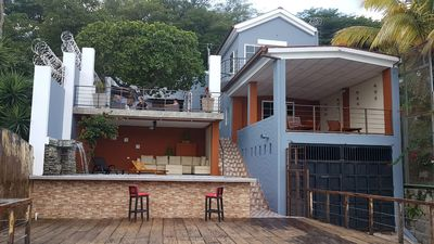 Photo for Cozy House in Lake Coatepeque with Pool.