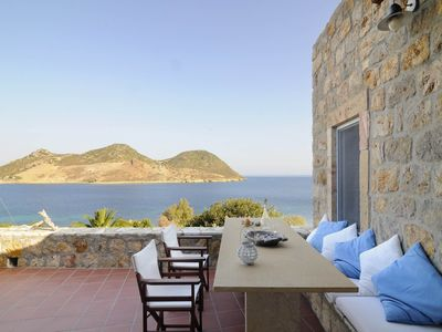 Photo for Dream of Melia welcomes you in Patmos island - Two Bedroom Villa, Sleeps 4
