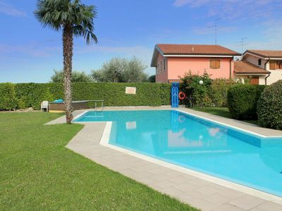 Photo for Holiday house at Lake Garda, close to Lazise