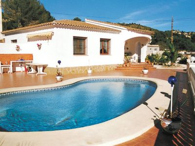 Photo for Vacation home Tipo 4 (CLP400) in Calpe/Calp - 4 persons, 2 bedrooms
