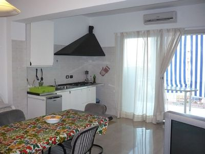 Photo for BRIGHT AND SPACIOUS APARTMENT ON THE IONIAN RIVIERA