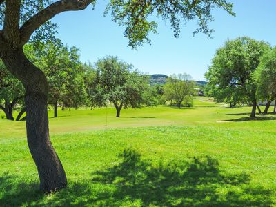 Photo for Canyon Lake Condo on Lakeside Golf Course Close to Marina