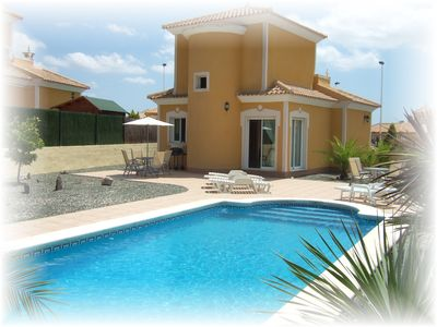 Photo for 3 Bed Private Luxury Spanish Villa with Private Pool