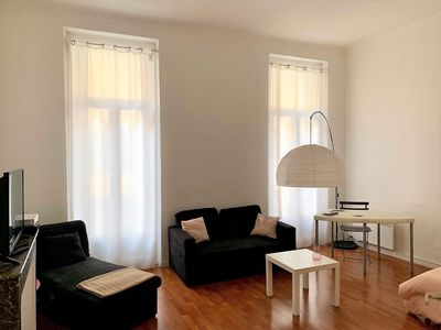 Photo for SPACIOUS 2 ROOMS MARSEILLE OLD PORT