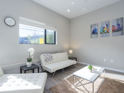 Photo for MODERN LUXE First Floor Condo in Trendy FISHTOWN