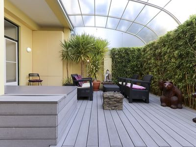 Photo for GRAÇA JACUZZI W/ TERRACE by HOMING