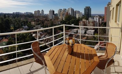 Photo for Amazing apartment overlooking the river!