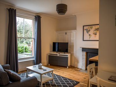 Photo for Toothbrush Apartments - 1 Bed near Christchurch Park, with on street parking