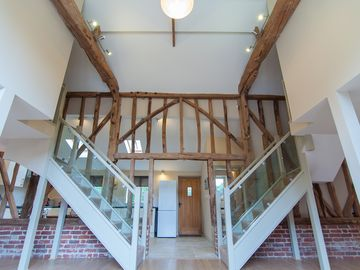 Newly Converted Stunning Barn Conversion, Berghapton, Norwich, Norfolk