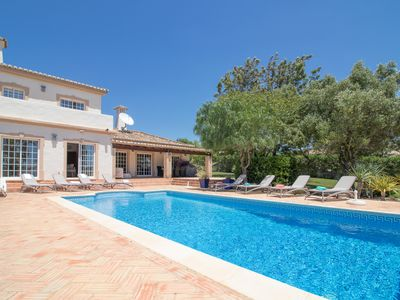 Photo for Detached Villa with Heated Pool