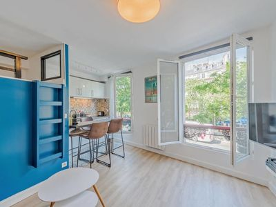 Photo for Cosy/renovated flat for 4p at Grands Boulevards