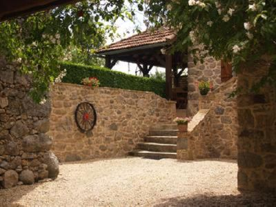 Photo for country holiday home - LABASTIDE L'EVEQUE