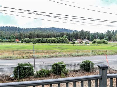 Photo for *BEAR MTN 4TH HOLE GOLF/SKI CHALET~Fenced Yard~