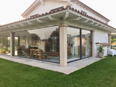 Photo for Apartment in a house in the countryside, 3km from the city of Olbia.