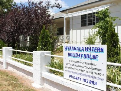 Photo for Wyangala Waters Holiday House