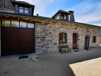 Photo for Charming and surprisingly spacious link-detached gîte on a converted farm