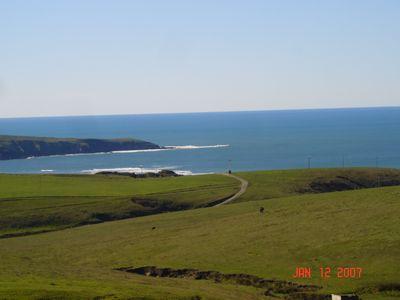On the drive to Farol - stop @ Elephant Rock & Enjoy the grandeur of Tomales Bay
