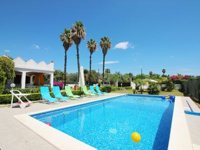 Photo for Dimora Tipica with garden and private pool