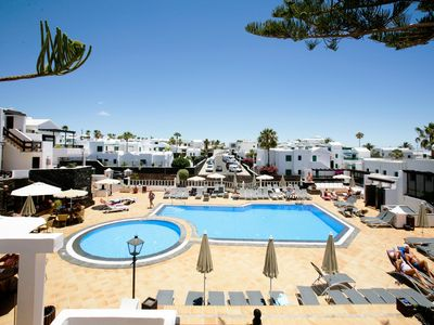Photo for Club Oceano - 1 Bedroom Apartments on a Small Friendly Complex with Heated Pool