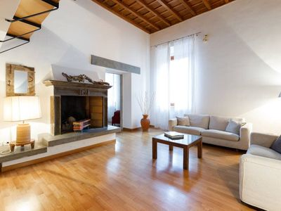 Photo for Crispi - Apartment near the Spanish Steps