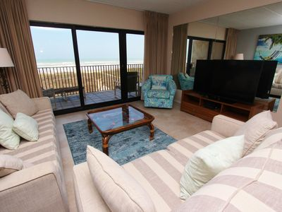 Photo for Oceanfront Condo Accommodates 8 Guest