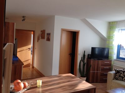 Photo for cozy 40 sqm holiday apartment, close to the center, direct parking, with internet