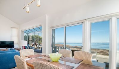 Dining Area - Beach House Tides In, Del Monte Beach