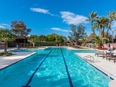 Photo for A Family Friendy Private Oasis in the Desert - Central Scottsdale - Gainey Ranch