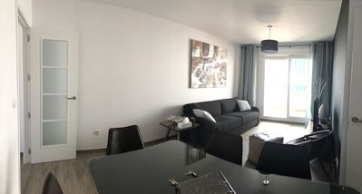 Photo for Fully refurbished (2018) app. (2 bedrooms + 2 bathr) in Torrox-Costa (El Penoncillo
