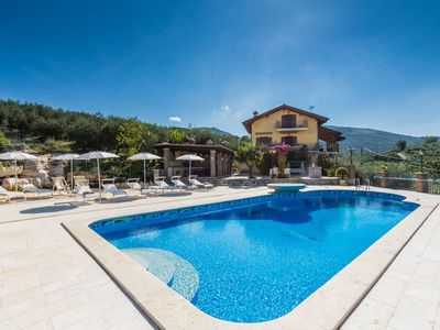 Photo for Villa La Casetta with private pool just 20 minutes from the beaches of Terracina