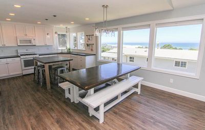 Photo for Luxury Ocean View Home with Large Game Room, Hot Tub, Arcade Fun & Beach Access Nearby
