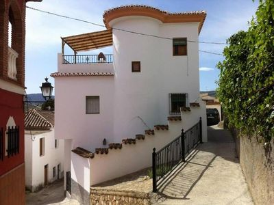 Photo for Cottage in an authentic Andalusian village with WIFI