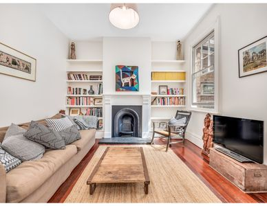 Photo for Arty, spacious two-bedroom house in central Sydney